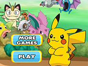 Play Pikachu The Hero