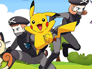 Play Pikachu Thunderbolt Attack