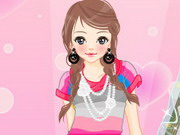 Play Pink Glitter Dress Up