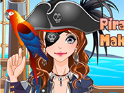 Play Pirate Girl Make Up
