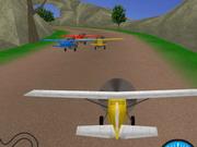 飛行機レース