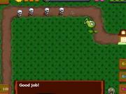 Play モンスター対植物