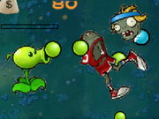Play Plants Zombies Battle
