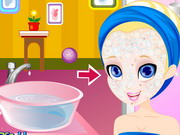 Play Polly Pocket Facial Makeover