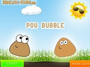 Play Pou Bubble