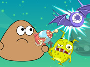 Play Pou Shoot Monster