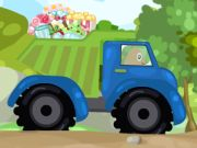 Play Pou Truck Delivery