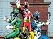 Play Power Rangers Double Adventure