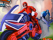 Play Power Rangers Power Ride