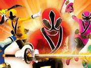 Play Power Rangers Samurai Bow