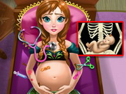 Play Pregnant Anna Emergency