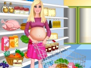 妊娠バービーショッピング