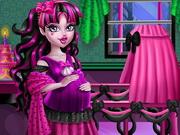 Play Pregnant Draculaura Maternity Deco