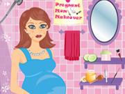 妊娠中のママメイク