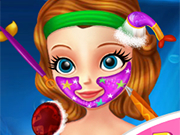Play Pregnant Sofia Mermaid Gogza Makeover