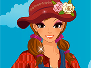 Play Pretty Farm Girl Dress Up