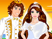 Play Prince sum Princess Wedding