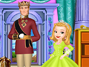 Play Princess Amber Castle Makeover