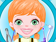 Play Princess Anna Dental Care