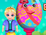 Play Princess Anna Easter Egg