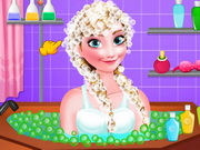 Play Princess Anna Spa Bath