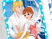 Play Princess Anna Wedding Invitation