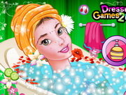 Play Princess Belle Enchanting Makeover