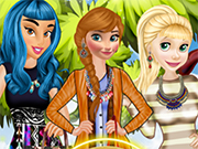 Play Princess Bohemia Style Fashion