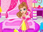 Princess Castle Clean Up