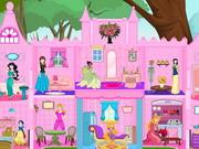 プリンセスキャッスルドールハウス