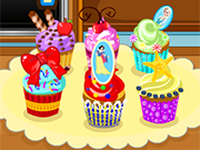 Play Princess Cupcakes