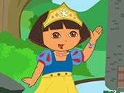 Princess Dora Dress up