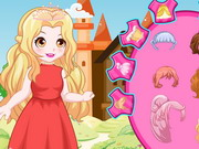 Play Princess Dress Up Salon