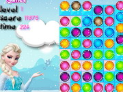 Play Princess Elsa Candy Match