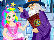 Play Princess Juliet Castle Escape 3: Frozen Castle