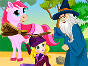 Play Princess Juliet Pony Love