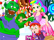 Play Princess Juliet Winter Escape