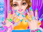 Play Princess Nail Spa