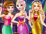 Play Princess New Year Ball