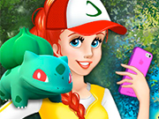Play Princess Pokemon Trainer