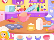 プリンセスロイヤルカップケーキ