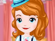 Play Princess Sofia Back to School