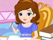 Play Princess Sofia Class Slacking