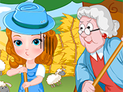 Play Princess Sofia Farm Challenge