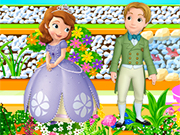Play Princess Sofia Garden