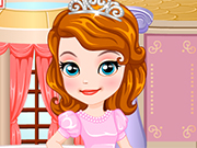 Play Princess Sofia Super Spa