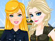 Play Princesses Army Look