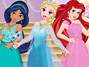Play Princesses Disney Masquerade