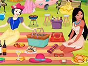 Play Princesses Picnic Decoration