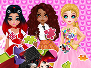 Puzzles Princesses and Angels New Look
